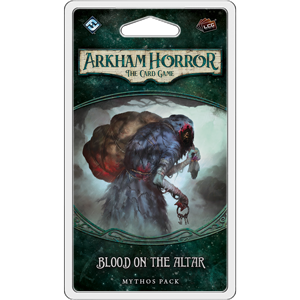 Blood on the Altar Mythos Pack: Arkham Horror LCG -  Fantasy Flight Games
