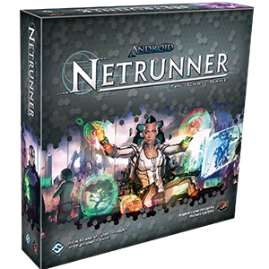 Android Netrunner LCG Revised Core Set -  Fantasy Flight Games