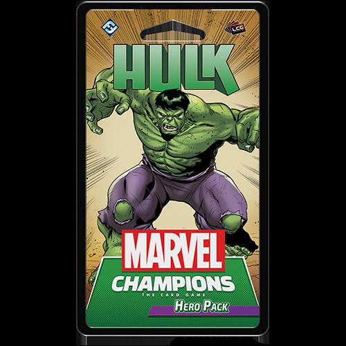 Hulk Hero Pack: Marvel Champions -  Fantasy Flight Games