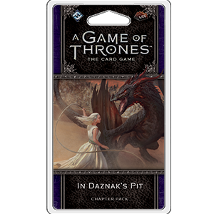 In Daznaks Pit Chapter Pack: Game of Thrones LCG -  Fantasy Flight Games
