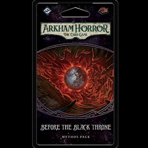 Before the Black Throne: Arkham Horror LCG -  Fantasy Flight Games
