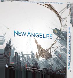 New Angeles -  Fantasy Flight Games