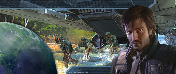 Rise of the Empire - Fantasy Flight Games