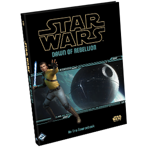 Dawn of Rebellion: Star Wars Roleplaying -  Fantasy Flight Games