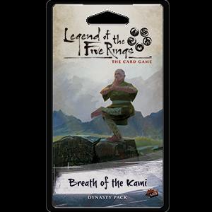 Breath of the Kami: L5R LCG -  Fantasy Flight Games