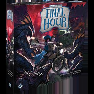 Arkham Horror: Final Hour -  Fantasy Flight Games