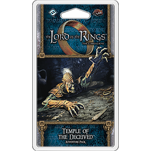 Temple of the Deceived Adventure Pack: LOTR LCG -  Fantasy Flight Games