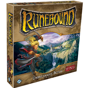 Unbreakable Bonds Expansion: RuneBound 3rd Edition -  Fantasy Flight Games