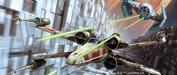 Image result for Star Wars X Wing 2nd edition