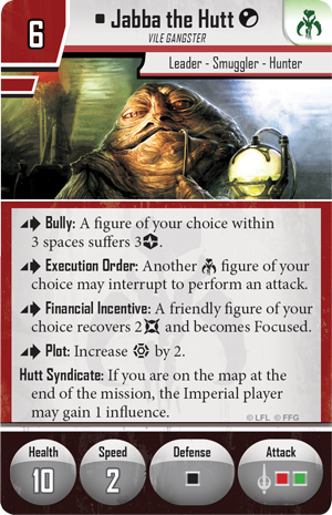Jabba the Hutt expansion preview | Star Wars: Imperial Assault