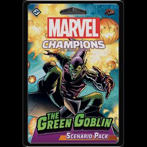 Marvel Champions: The Green Goblin Scenario Pack -  Fantasy Flight Games