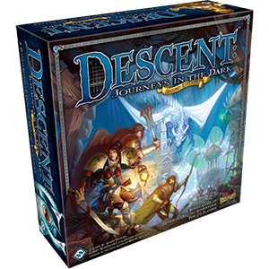 Descent: Journeys in the Dark Second Edition ™