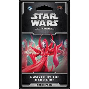 Swayed By The Dark Side Force Pack: Star Wars LCG -  Fantasy Flight Games