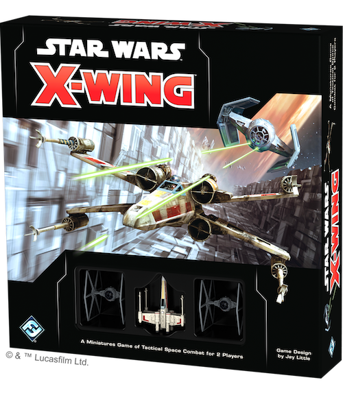 X Wing Second Edition