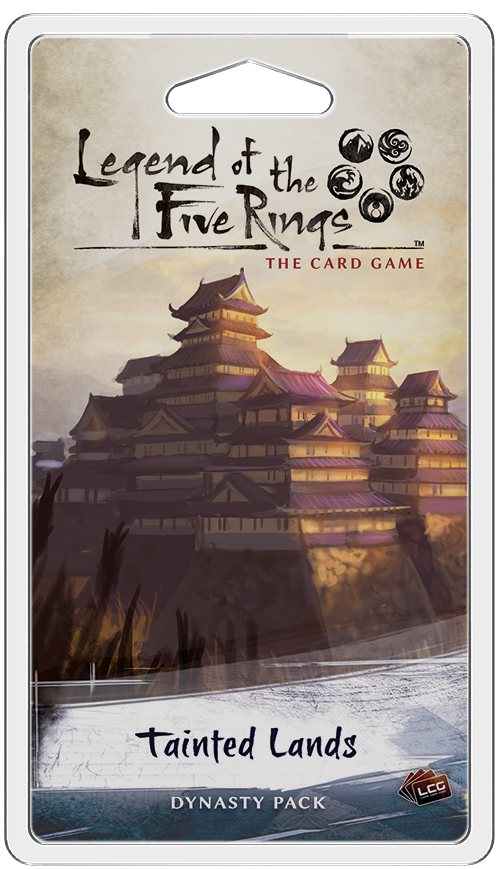 Legend of the Five Rings: The Tainted Lands