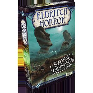 Eldritch Horror: Strange Remnants (T.O.S.) -  Fantasy Flight Games