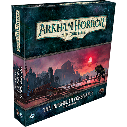The Innsmouth Conspiracy Deluxe Expansion: Arkham Horror LCG -  Fantasy Flight Games