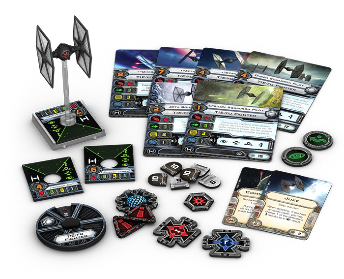 New TIE/FO Fighter expansion