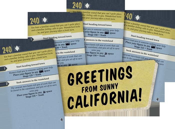 New California - Fantasy Flight Games