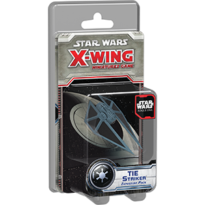 TIE Striker Expansion Pack: X-Wing  (T.O.S.) -  Fantasy Flight Games