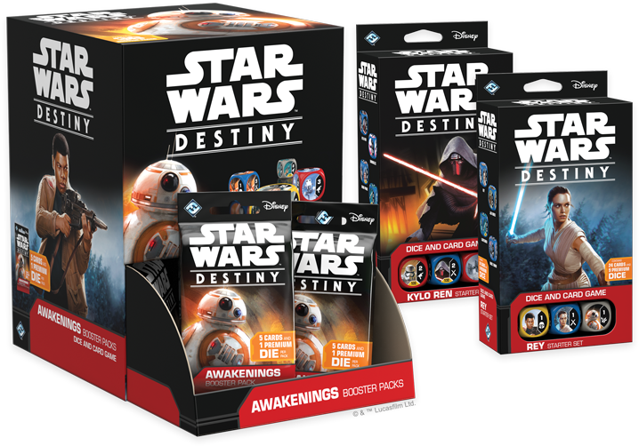 Star Wars Destiny : un JCC avec des dés. Swd01_product_spread