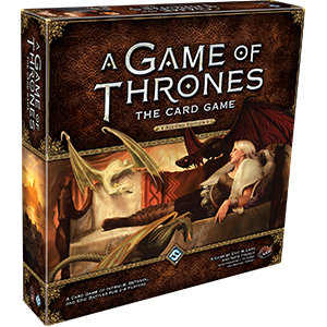A Game of Thrones LCG 2nd Edition Core Set -  Fantasy Flight Games