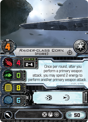 [Epic] IMPERIAL RAIDER  - NEWS !!! ONLY !!! Raider-class-corv-fore