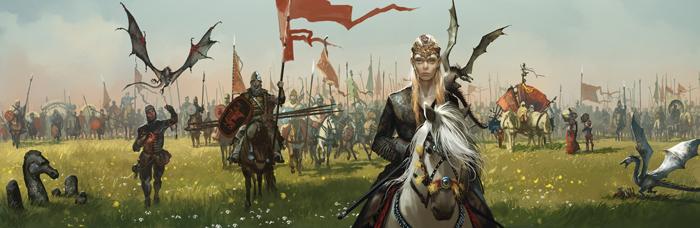 Mother of Dragons - Fantasy Flight Games