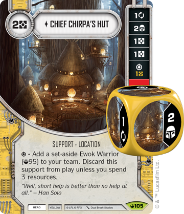 Spark of Hope Star Wars Destiny Common Cards