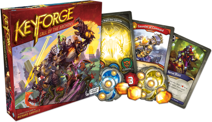 Image result for keyforge