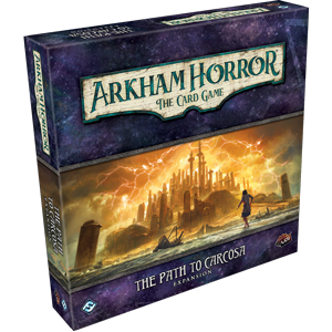 Path to Carcosa: Arkham Horror LCG. -  Fantasy Flight Games