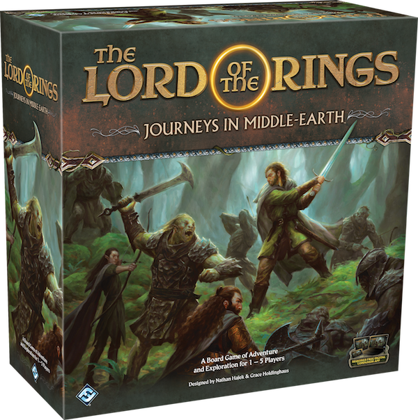 The Lord Of The Rings Journeys In Middle Earth Fantasy Flight Games
