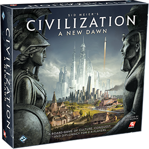 Civilization: A New Dawn -  Fantasy Flight Games
