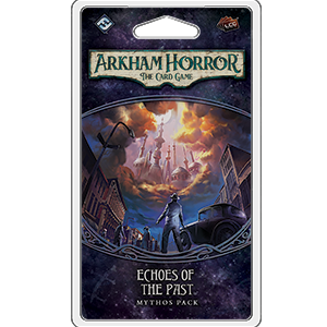 Echoes of the Past Mythos Pack: Arkham Horror LCG -  Fantasy Flight Games