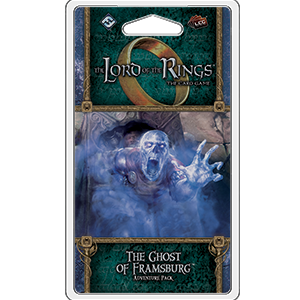 The Ghost of Framsburg: The Lord of the Rings LCG Adventure Pack (T.O.S.) -  Fantasy Flight Games