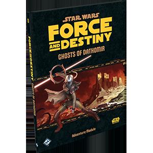 Ghosts of Dathomir: Star Wars Force and Destiny RPG - Fantasy Flight Games