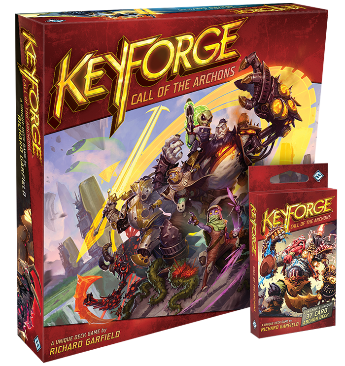 KeyForge: Call of the Archons - Fantasy Flight Games