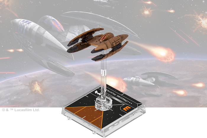 Vulture-Class Droid Fight X-Wing 2ND Ed
