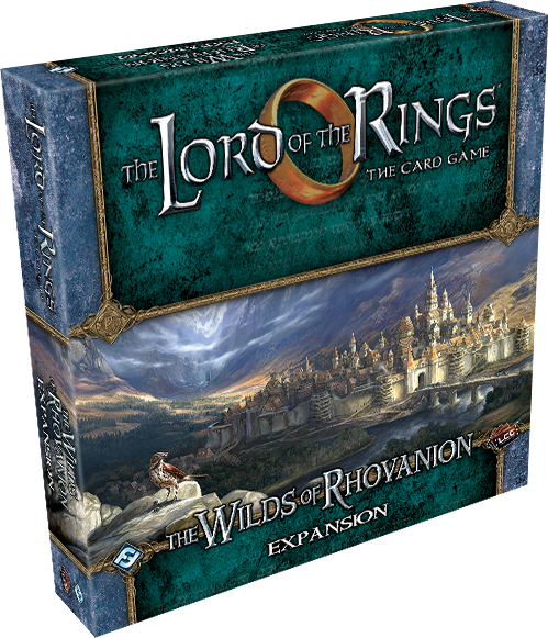 Image result for lotr lcg wilds of rhovanion""