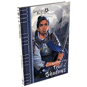 Trail of Shadows Novella: Legend of the Five Rings -  Fantasy Flight Games