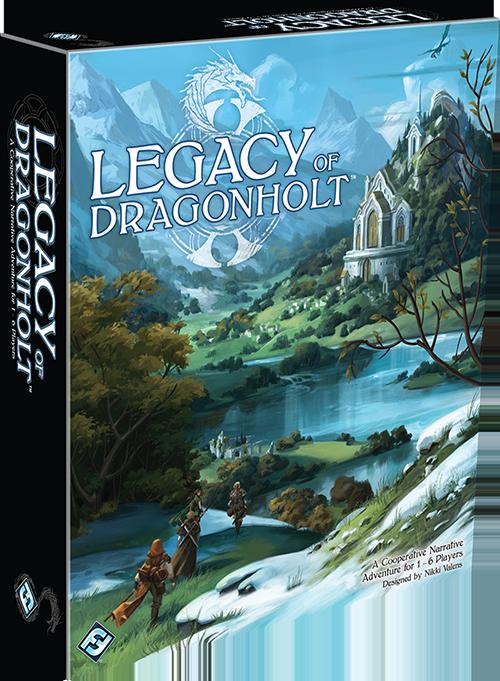 Legacy of Dragonholt: Sliver of Silver